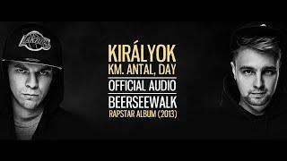 Beerseewalk - Királyok Km. Antal, Day
