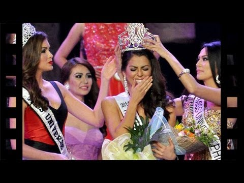 Miss Universe-Philippines 2014 Q&A and Crowning Moment