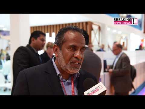 A U M Fawzy, chief executive, Trans Maldivian Airlines