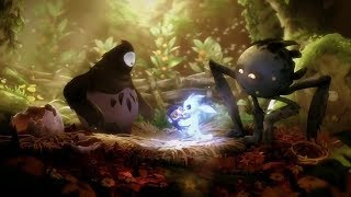 14 Minutes of Ori and the Will of the Wisps Xbox One X Gameplay - E3 2018