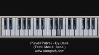 download lagu Pulveli Pulveli - Aasai - Piano Training / Keyboard gratis