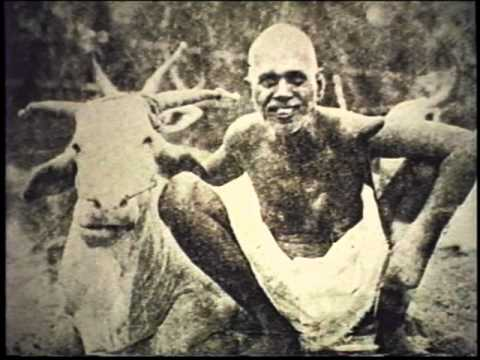 Rare Video - See Ramana Maharishi  Walking