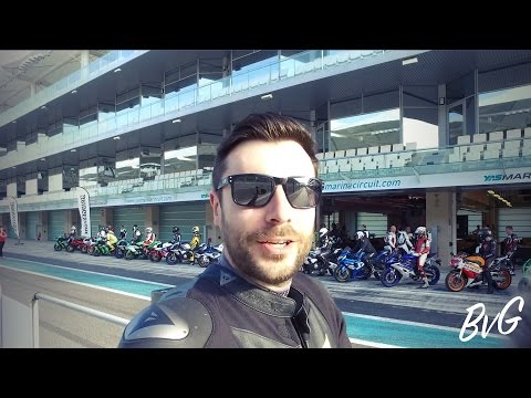 Abu Dhabi Vloggage - Yas Marina EP01