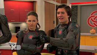 Lab Rats - Crush, Chop and Burn (Part 2)