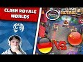 CLASH ROYALE WORLDS GERMANY VS CHINA DEUTSCHLAND DOMINIERT DEUTSCH mp3