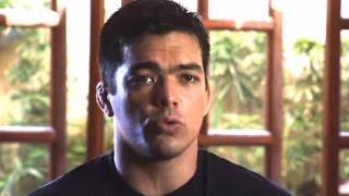 UFC 113: Machida Pre-fight Interview