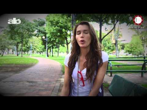 1Minuto una toma Isabel Cristina Estrada
