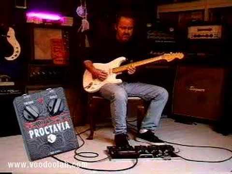 Voodoo Lab - Proctavia by Tim Pierce