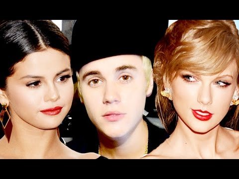 Selena Gomez Inspires Justin Bieber Taylor Swift Diss Song