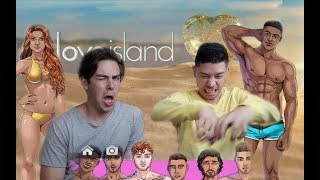 WE PLAY THE LOVE ISLAND GAME