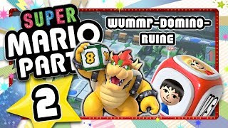 SUPER MARIO PARTY 🎲 #2: Don't underestimate the golden tube!