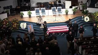 Tennessee State Trooper Matthew Gatti's funeral services