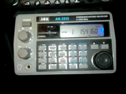 Remote Controlled Scanner - Ham Radio