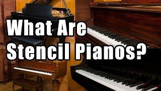 What Are Stencil Pianos Stencil Piano Brands Should I Buy A Stencil Piano