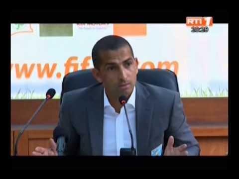 Football: Avant le match contre la Gambie, Sabri Lamouchi etait face à la Presse