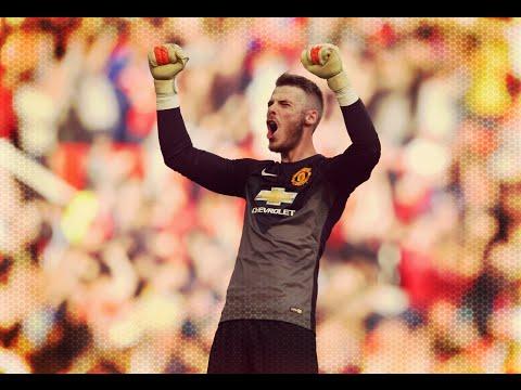 David De Gea - Come Alive 14/15 - Manchester United ''October Contest'' [HD]