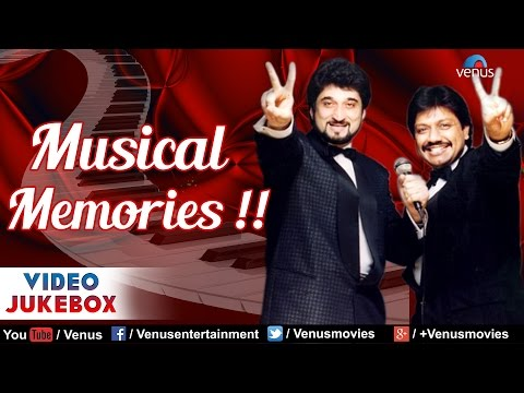 Musical Memories : Nadeem-Shravan ~ 90's Special || Video Jukebox