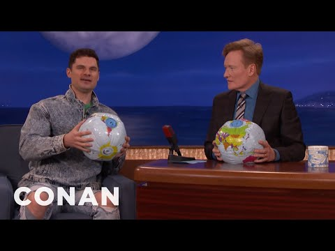 Flula Borg Knows How To Protect The Earth  - CONAN on TBS