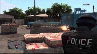 GTA 5 Police SWAT Mission