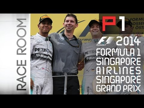 Mercedes vs Williams F1 battle at Austrian Grand Prix 2014
