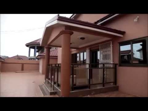 5 Bedroom House for Sale in Accra   RealHomesTV