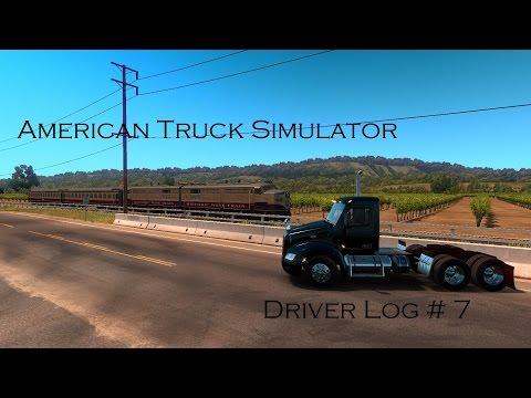 American Truck Simulator | Driver Log 7 | Lets Buy a Truck YAY. !