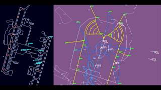 Oslo Gardermoen Real Air Traffic Control