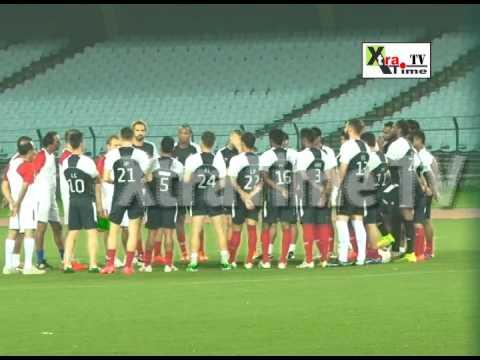 Atletico De Kolkata starts training on their home venue