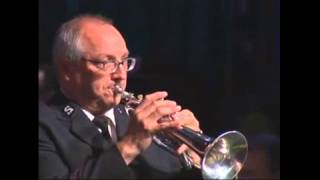 "Soloist Robert Venables playing "" Blessed Assurance "" acc. Canadian Staff Band"