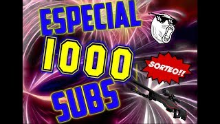 SET-UP DE MI ZONA GAMING | ESPECIAL 1000 SUBSCRIPTORES :D + SORTEO AWP REDLINE ;D