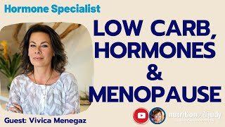 Low Carb, Keto, Carnivore, Menopause, Hormones, Weight loss and Health