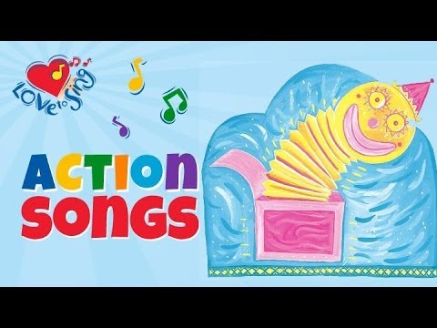 Jack in the Box | Children Love to Sing & Dance Action Kids Song| Nursery Rhymes