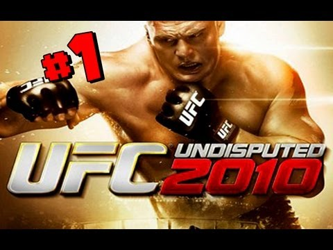 UFC Undisputed 2010 | Прохождение КАРЬЕРЫ | Часть 1