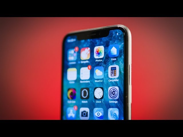 iPhone X Review в Pushing Me to Android