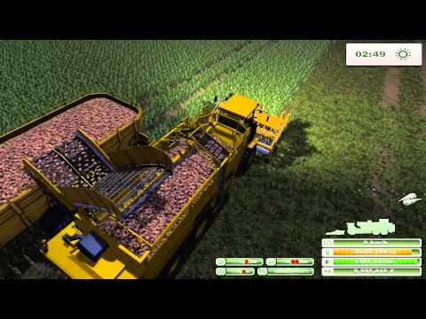 Machine a Betterave Farming Simulator 2013 Farming Simulator 2013 Czech