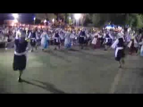 2008 Valsamata, Wine Festival, Kefalonia  - The Dancers Music Videos