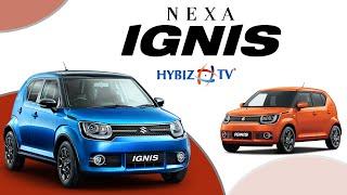 Maruti Suzuki Ignis 2019 | Nexa Ignis 2019 Specifications & Features | Hybiz Wheels