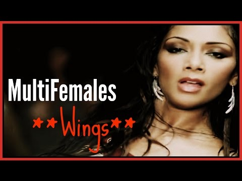 Lil Mix - Wings (Shakira, Beyonce, Britney Spears, PCD, Jennifer Lopez, & MORE)