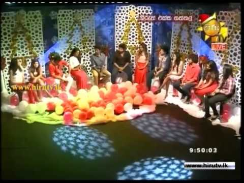 24th December 2014 - Vindaneeya Udasana Christmas Special Program with the Children of the Artists