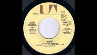 Brass Construction-Movin