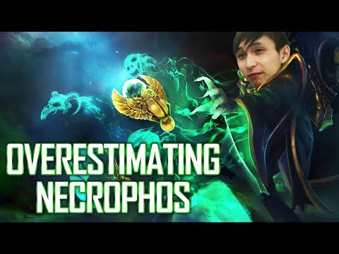 PLAYING NECRO AFTER A LONG TIME - SingSing Dota 2 Highlights