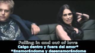 Armin van buuren Ft. Sharon Den Adel - In and out of love  HD (Subtitulos Ingles / Español)