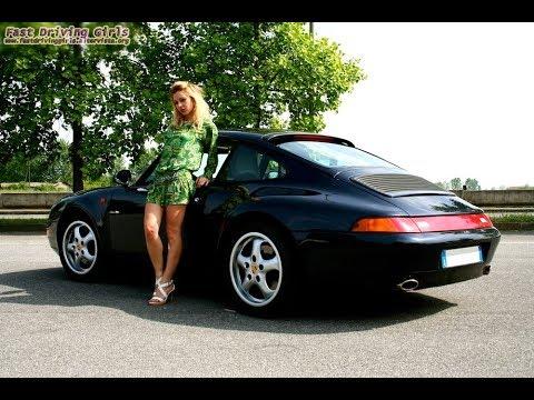 Fast Driving Girls - Bonnie Porsche II (V016)