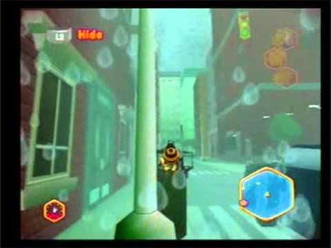 Bee Movie Game walkthrough part 19: S.978 Bill