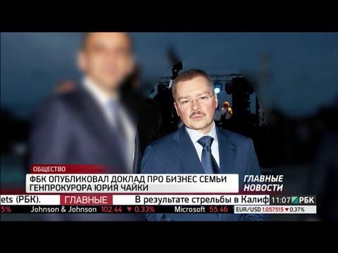 Скандал вокруг Юрия Чайки