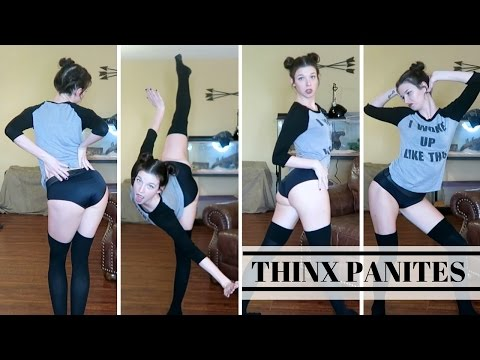 Thinx Period Panties | DOES IT DANCE? thumbnail