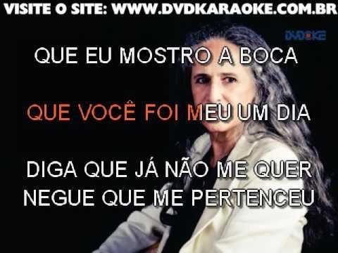 Maria Bethânia   Negue