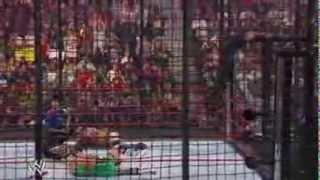 The Undertaker vs. Batista vs. The Great Khali vs. Big Daddy V - Elimination Chamber