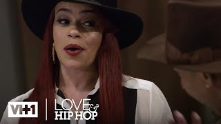 Faith Evans Is Ready To Make It Official w/ Stevie J | Leave It To Stevie