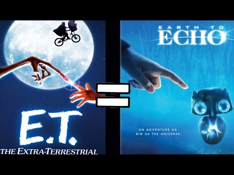 24 Reasons E.T. & Earth to Echo Are The Same Movie